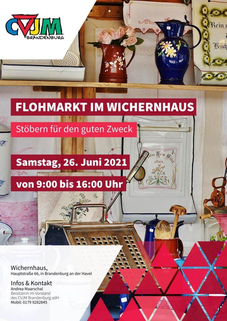 Flohmarkt im Wichernhaus